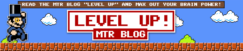 level up blog
